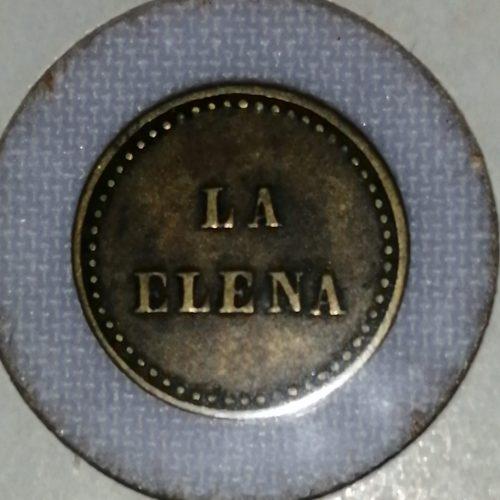 Boleto de café – Francisco Napoleón Millet, Finca La Elena