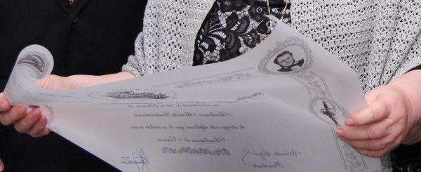 Diploma morista