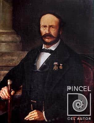Povedano, Tomás D. Lorenzo Salazar Óleo sobre lienzo s/f circa S. XX 101cm x 78 cm